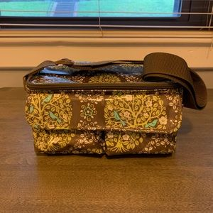 Vera Bradley Lunch Bag **Retired Pattern**